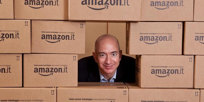 """地球最大の本屋さん""""アマゾンドットコムの驚愕の在庫管理方法   社長 ..."""