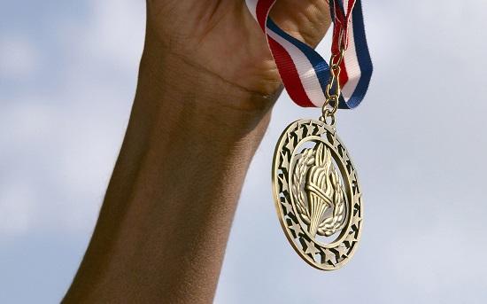 gold .medal