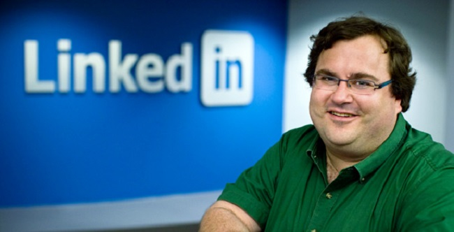 Linkedin_Reid Hoffman