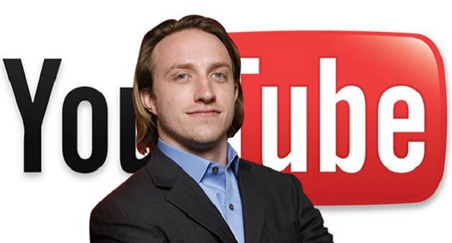 Youtube_Chad Hurley