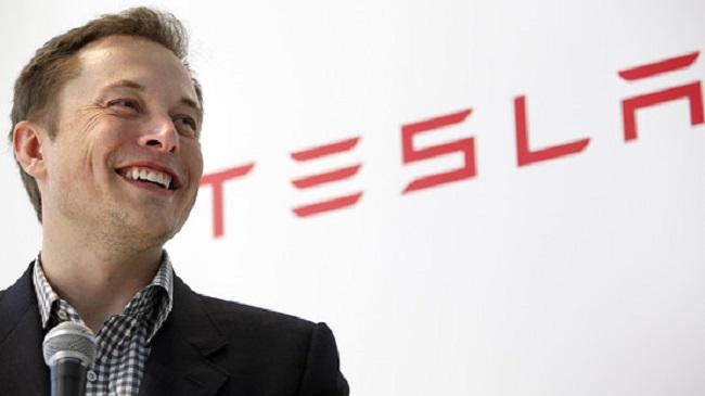 tesla_Elon Musk